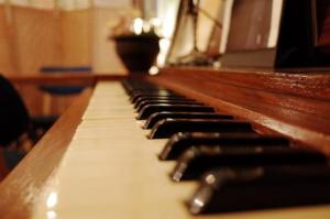 ピアノ全体